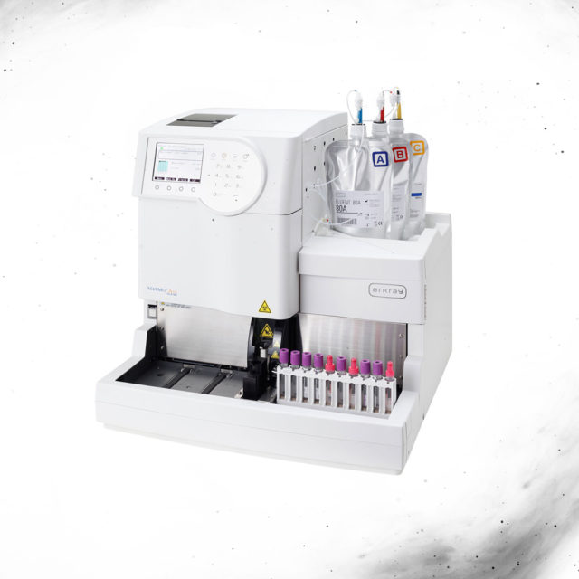 Analizador Adams 8180 de Biosystems Colombia