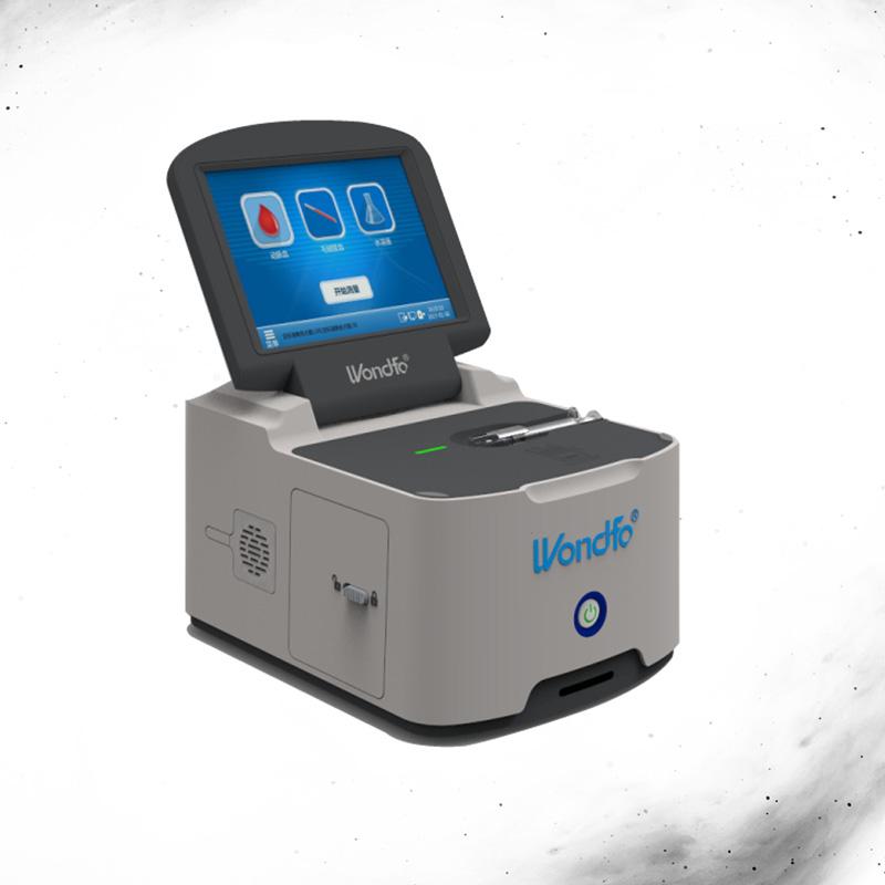 Analizador de gases arteriales • Wondfo